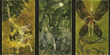 Tarot Reading with Carl Young at Ipso Facto September 21 , 4-8 p.m. tickets