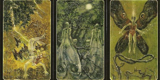 Tarot Reading with Carl Young at Ipso Facto September 21 , 4-8 p.m.
