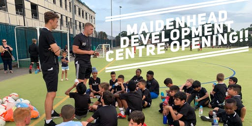 Free Football Icon Academy Skills Session with Freddie Grant in Maidenhead