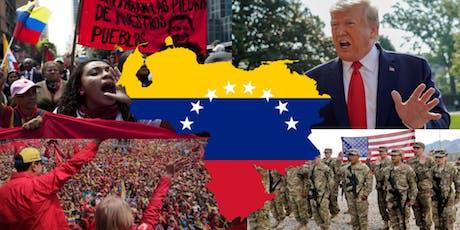 Venezuela: An Eyewitness Account tickets