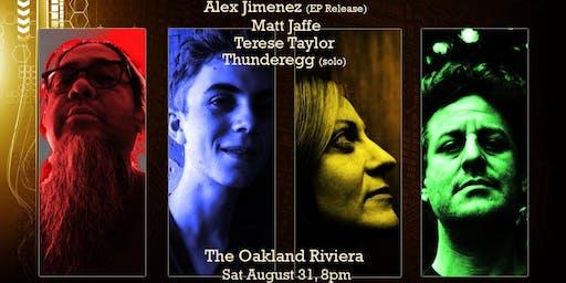 Alex Jimenez / Matt Jaffe / Terese Taylor / Thunderegg