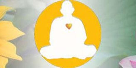 2 full day Raja Yoga Meditation course with guided practice tickets