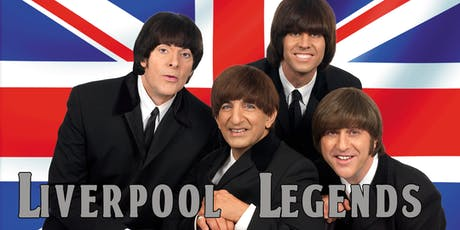 The Liverpool Legends:  All You Need is Love tickets