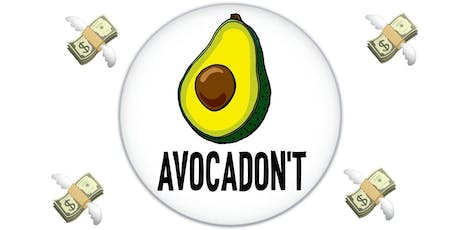 Protest for Avocado Toast NYC (43rd and Broadway - Times Square) tickets