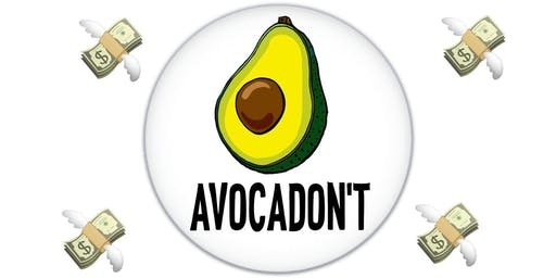 Protest for Avocado Toast NYC