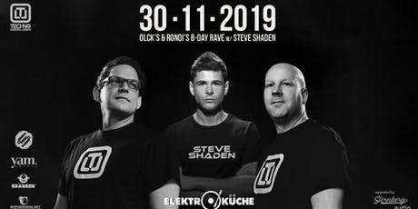 Alexander Olck & Rene Rondis B-Day Rave Tickets