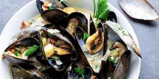 Mussels & Margaritas