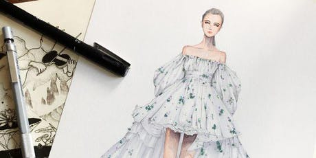 Fashion Illustration Workshops tickets