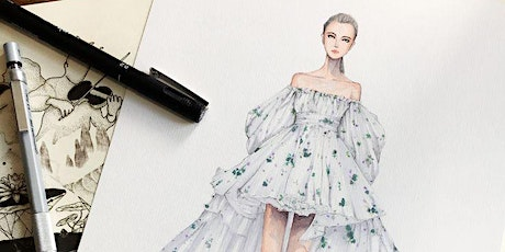 Fashion Illustration Workshops tickets