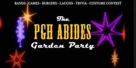 Pittsburgh Abides Garden Party tickets