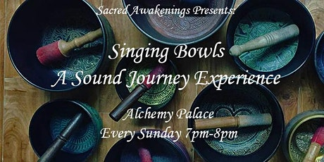 Singing Bowls Sound Journey Healing Meditation  tickets