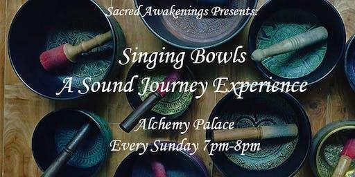 Singing Bowls Sound Journey Healing Meditation