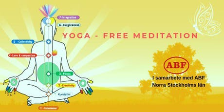 Yoga-Free Meditation (Solna) tickets