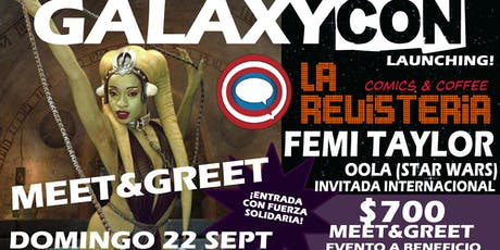 GalaxyCON Argentina tickets