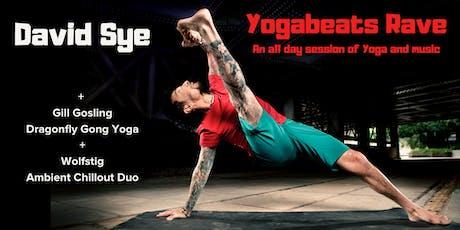 Yogabeats Rave with David Sye tickets
