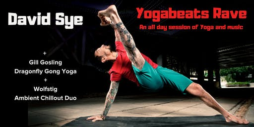 Yogabeats Rave with David Sye