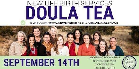New Life Doula Tea tickets