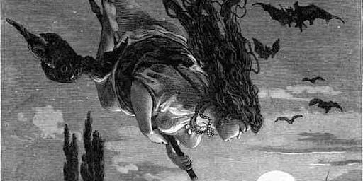 Spooky Sabbat Divination Event