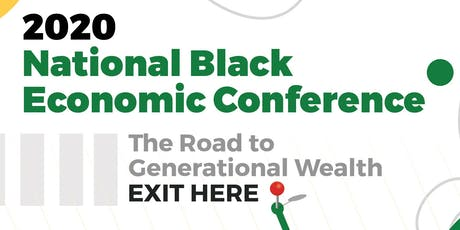 The National Black Economic Conference tickets