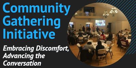 Community Gathering Initiative October tickets