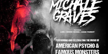 Michale Graves at Pegasus Lounge tickets