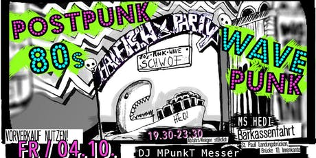 HAIFISCH-PARTY mit DJ MPunkT Messer Tickets