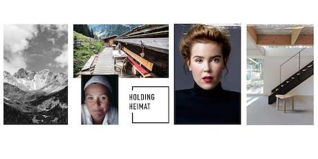 Holding Heimat | Community Calling Tickets