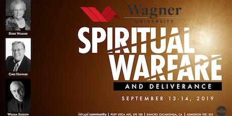 Spiritual Warfare and Deliverance Intensive tickets