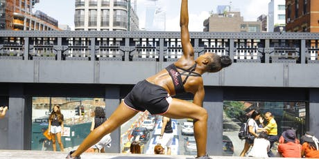 FREE AFTERNOON YOGA CLASS   tickets