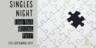 September Singles Night
