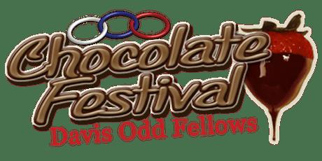 4th Annual Davis Chocolate Festival tickets