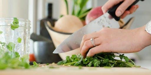 No-Fuss Brunch Entertaining - Cooking Class