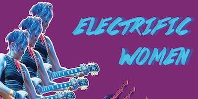 ELECTRIC WOMEN – Janelane, Fur Dixon, Solvej Schou