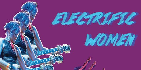 ELECTRIC WOMEN - Janelane, Fur Dixon, Solvej Schou tickets