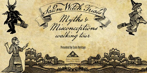 September Myths & Misconceptions Walking Tour