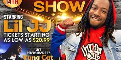 I Aint Little No Mo Comedy Show Starring Lil JJ