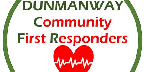 Dunmanway CFR Group Public Information Evening tickets