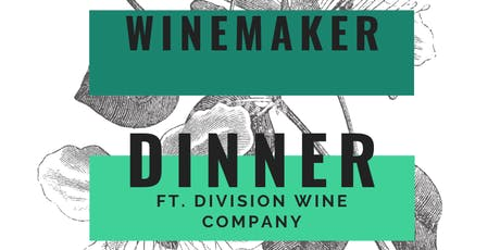 Holdfast Winemaker Dinner: Division Wine Company tickets