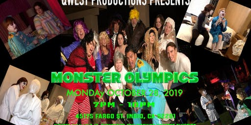 Premier of Monster Olympics