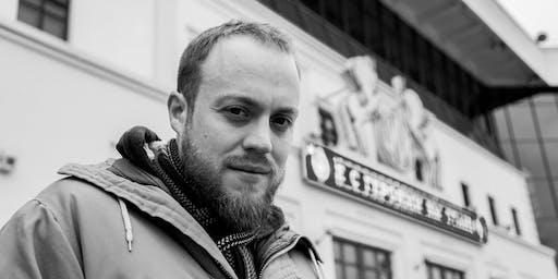 Vienna English Comedy: Jack Holmes (SOLO)