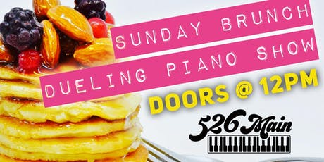 Sunday Brunch Dueling Piano Show tickets