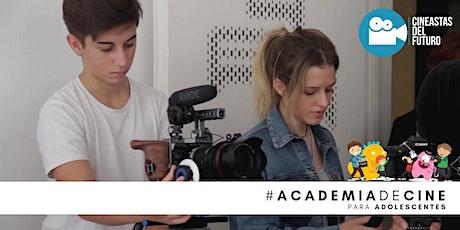 Academia de Cine para Adolescentes de Cineastas del Futuro entradas