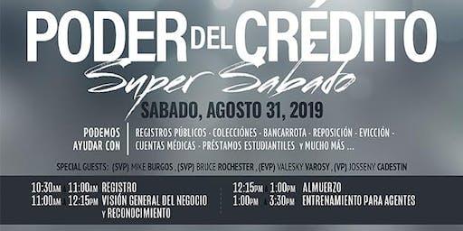 Poder Del Credito Super Sabado