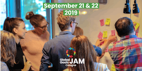 Global Goals Jam Cologne Tickets