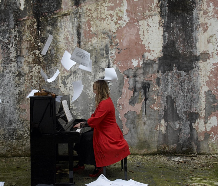 LISTEN: Far Away Places, Talk- Helen Ottaway, Jane Pitt and Sadie Harrison image