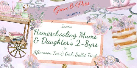 Afternoon Tea with Homeschooling Mums tickets