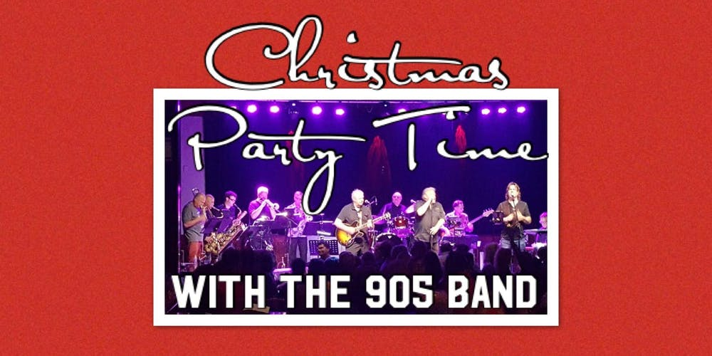 Christmas Party Time Images.Christmas Party Time With The 905 Band