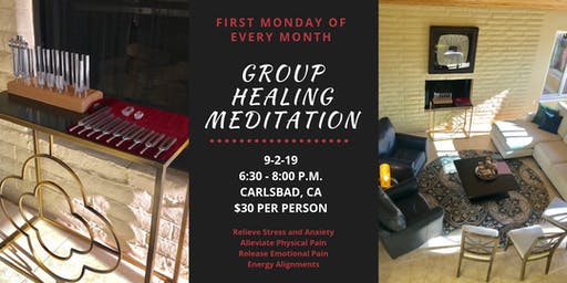 Group Healing Meditation (Vibrational Sound Therapy & Source Energy Alignment)