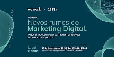 Novos Rumos do Marketing Digital