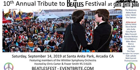 BeatlesFest tickets